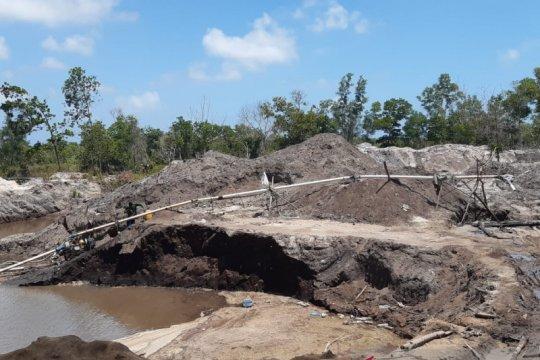 MAKI desak pemda hentikan tambang pasir ilegal Bintan