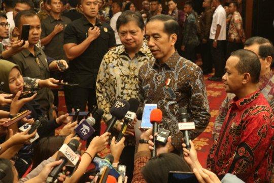 Presiden puji kerja Kepala BKPM Bahlil Lahadalia
