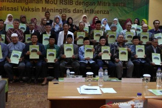 RSIB  lakukan  kerja sama pelayanan vaksinasi meningitis