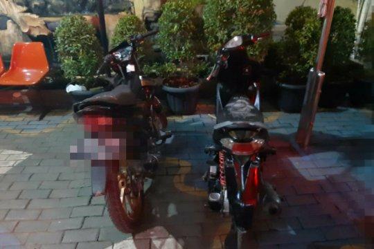 Dua pelaku curanmor belasan kali di Cengkareng diringkus polisi
