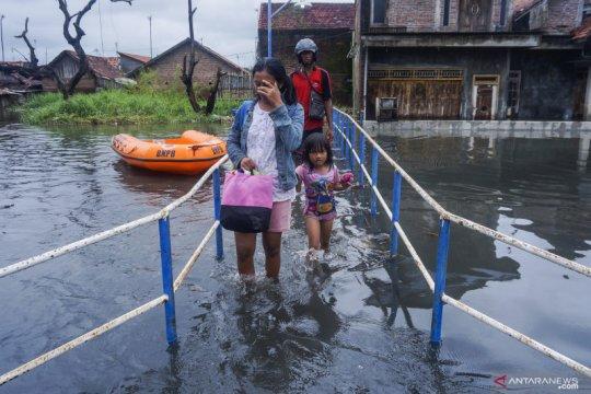 Banjir di Pekalongan
