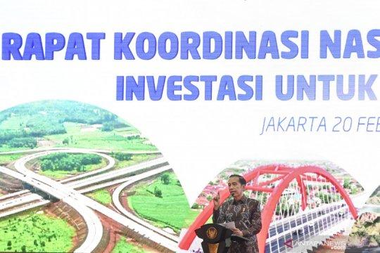 Pembukaan Rakornas Investasi 2020
