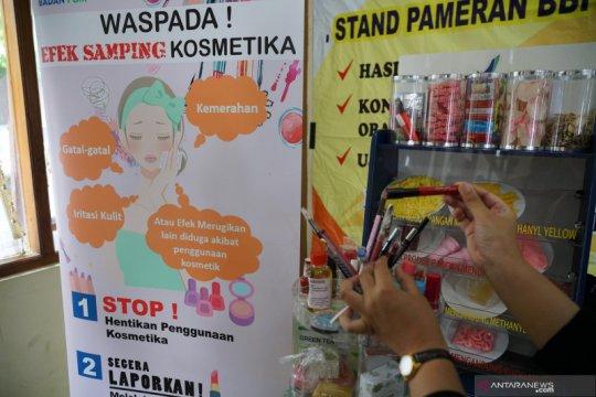 Sosialisasi kosmetik berbahaya