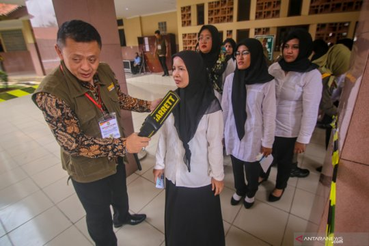 Tes CPNS di Tangerang