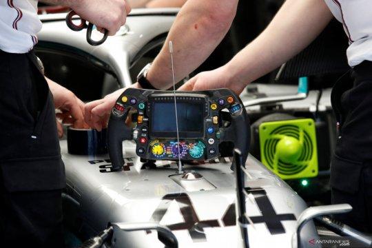 Red Bull cari klarifikasi soal sistem kemudi kontroversial Mercedes