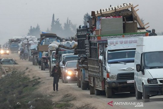 "PBB: Setelah 10 Tahun perang, Suriah masih jadi ""mimpi buruk nyata"""