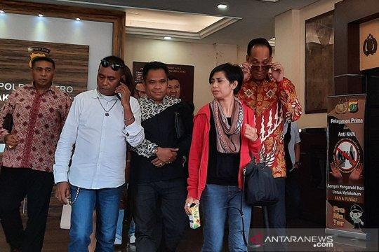 """Karen """"Idol"""" harap kasus KDRT di Polrestabes Bandung cepat diproses"""