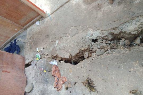 BPBD: Longsor di Majatengah akibatkan dua rumah rusak