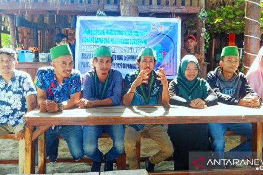 HMI MPO Jayapura ajak warga sukseskan PON