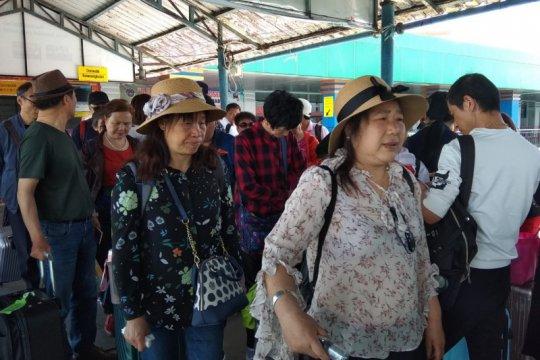 58 WN China ajukan perpanjangan ijin tinggal