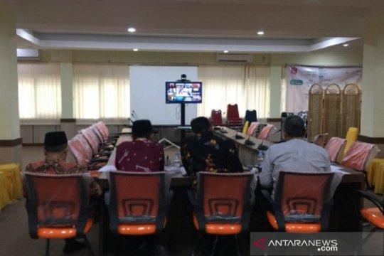 Hanya dua calon perseorangan yang lolos di Pilkada Riau
