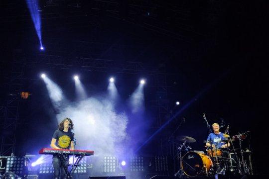 Sun Rai ajak sang ayah naik panggung Love Fest 2020