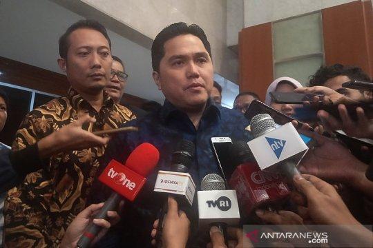 Erick Thohir berencana likuidasi lima anak usaha Garuda Indonesia