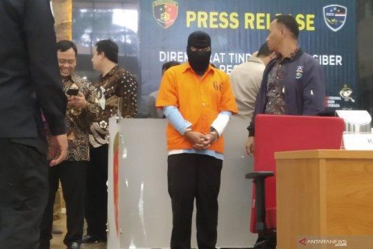Polisi: Pelaku pedofil homoseks unggah aktivitas ke grup WA komunitas