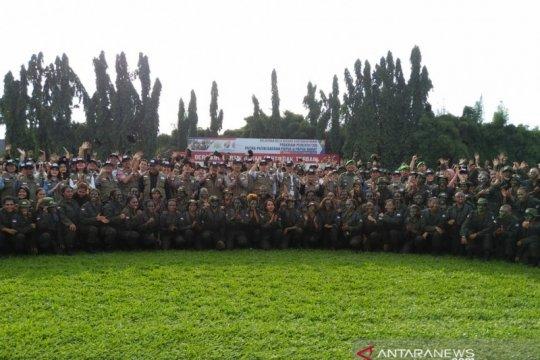 330 putra-putri Papua pegawai BUMN jalani pelatihan bela negara