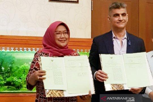 Yayasan Abdullah Al Awadi akan danai hunian korban bencana Bogor