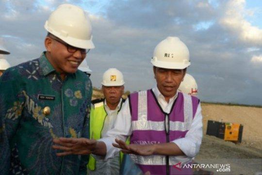 Tol Banda Aceh-Sigli seksi empat rampung saat libur lebaran