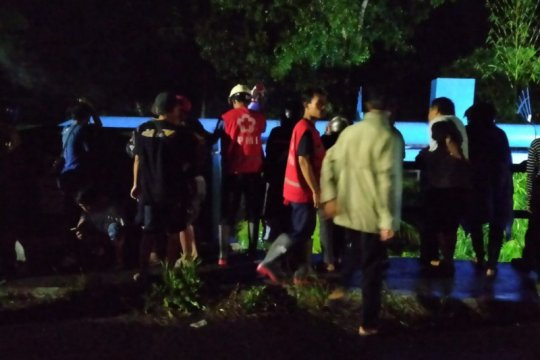 PMI DIY terjunkan 104 personel bantu pencarian siswa SMPN Turi hanyut