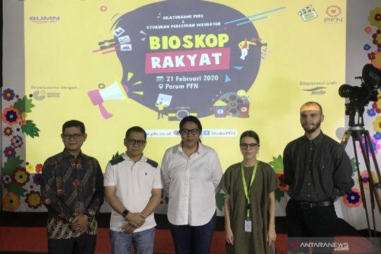 PFN gelar Bioskop Rakyat gandeng Goethe-Institute