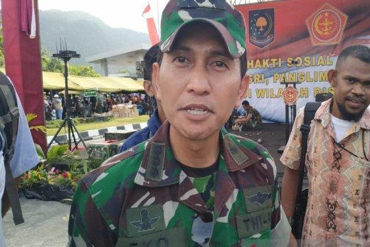 Warga Mewuluk, Puncak Jaya rampas senjata api SS 1 milik TNI AD
