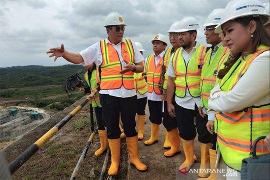 DPR harapkan Bendungan Sindang Heula bantu ketersediaan air bersih