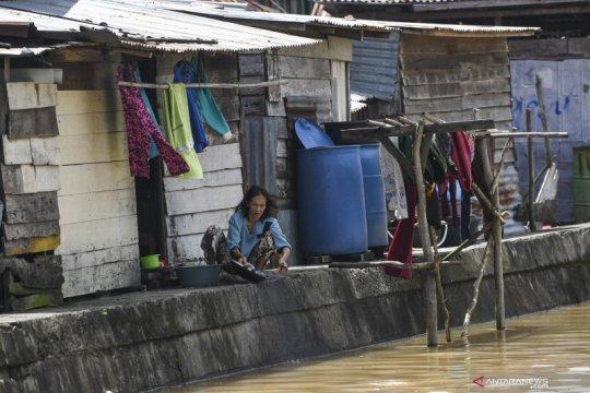 Sumsel normalisasi lima anak sungai anggarkan Rp1 miliar