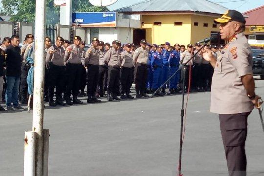 Mabes Polri siapkan personel bantu pengamanan PON Papua