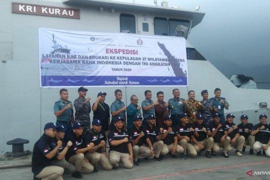 Di tengah pandemi,  Lantamal Padang optimalkan fungsi pengamanan laut