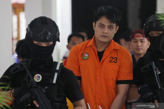 Pakai sabu, artis Aulia Farhan ditangkap polisi