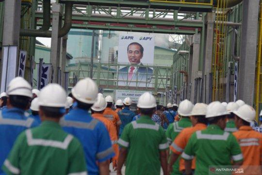 Upah minimum pekerja di Provinsi Riau tidak naik pada 2021