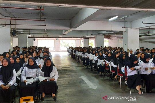 55 penyandang disabilitas ikut tes SKD CPNS 2019 di Jakarta Selatan