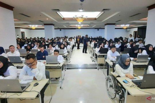 Penyandang disabilitas terfasilitasi ikut tes SKD CPNS DKI Jakarta