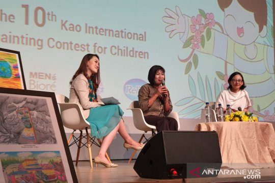 Psikolog: Menggambar tumbuhkan empati anak