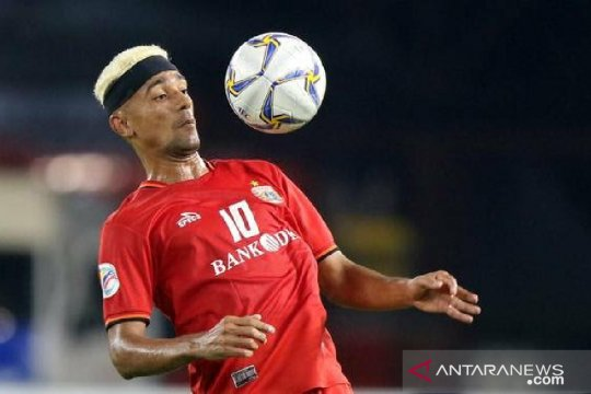 Bruno Matos berlabuh di Madura United
