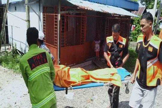 Kebakaran di Kapuas tewaskan seorang lansia