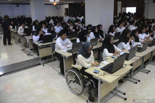 Kemendagri beri pendampingan bagi peserta CPNS penyandang disabilitas