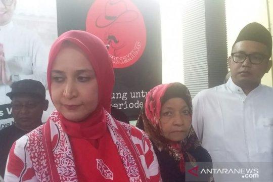 Faida-Vian tunda penyerahan berkas dukungan calon perseorangan ke KPU
