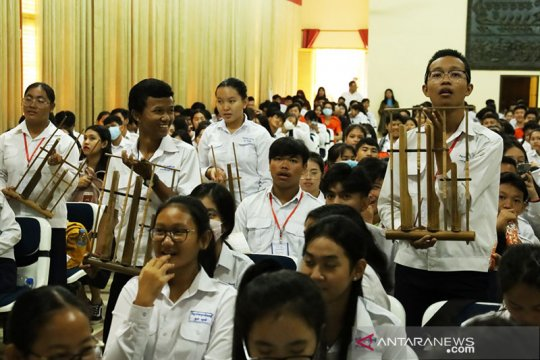 KBRI promosikan budaya Indonesia di Kamboja