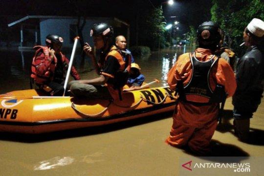 840 rumah terdampak banjir di Jember, sebut BPBD
