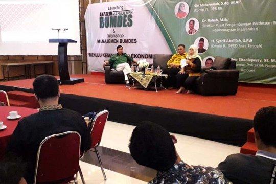 BUMDes tandai sebuah kemajuan di desa, kata legislator