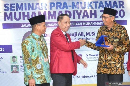 Seminar pra muktamar bahas jalan baru Gerakan Kemanusiaan Muhammadiyah