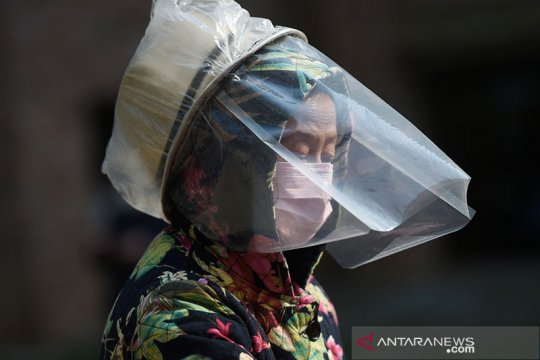 Hingga 22 Februari, korban jiwa corona di China 2.442