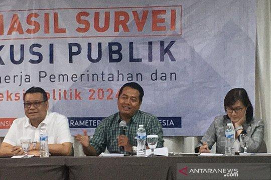 Survei: Masyarakat tidak mau pemilu presiden dan legislatif serentak
