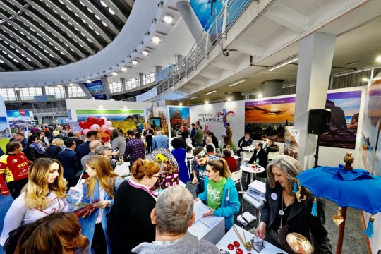 Daya tarik Labuan Bajo hadir di Belgrade International Tourism Fair