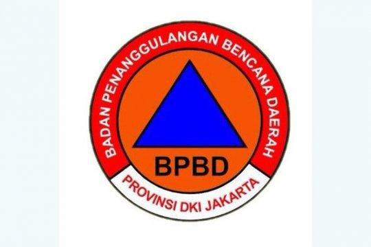 BPBD DKI catat ketinggian pintu air Pasar Ikan siaga dua