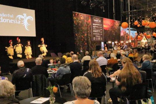 Paket wisata Kalimantan dan Papua  diminati di Denmark