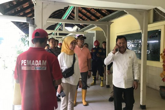 BAPETEN: Fasilitas radiasi di RSCM aman meski terdampak banjir