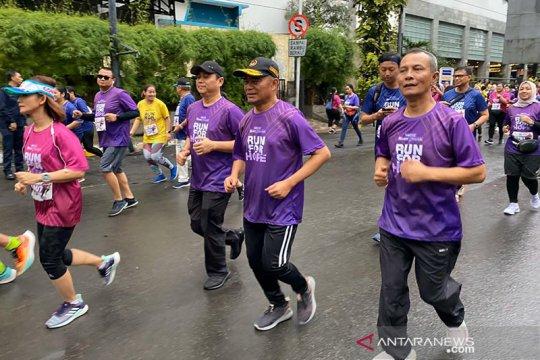 Menko PMK minta masyarakat jaga pola hidup sehat waspadai kanker