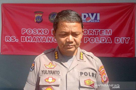 Tersangka insiden susur Sungai Sempor ditahan di Polres Sleman