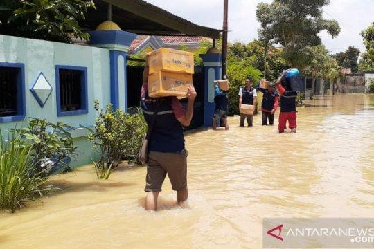 LPB Muhammadiyah bantu korban banjir Pamekasan